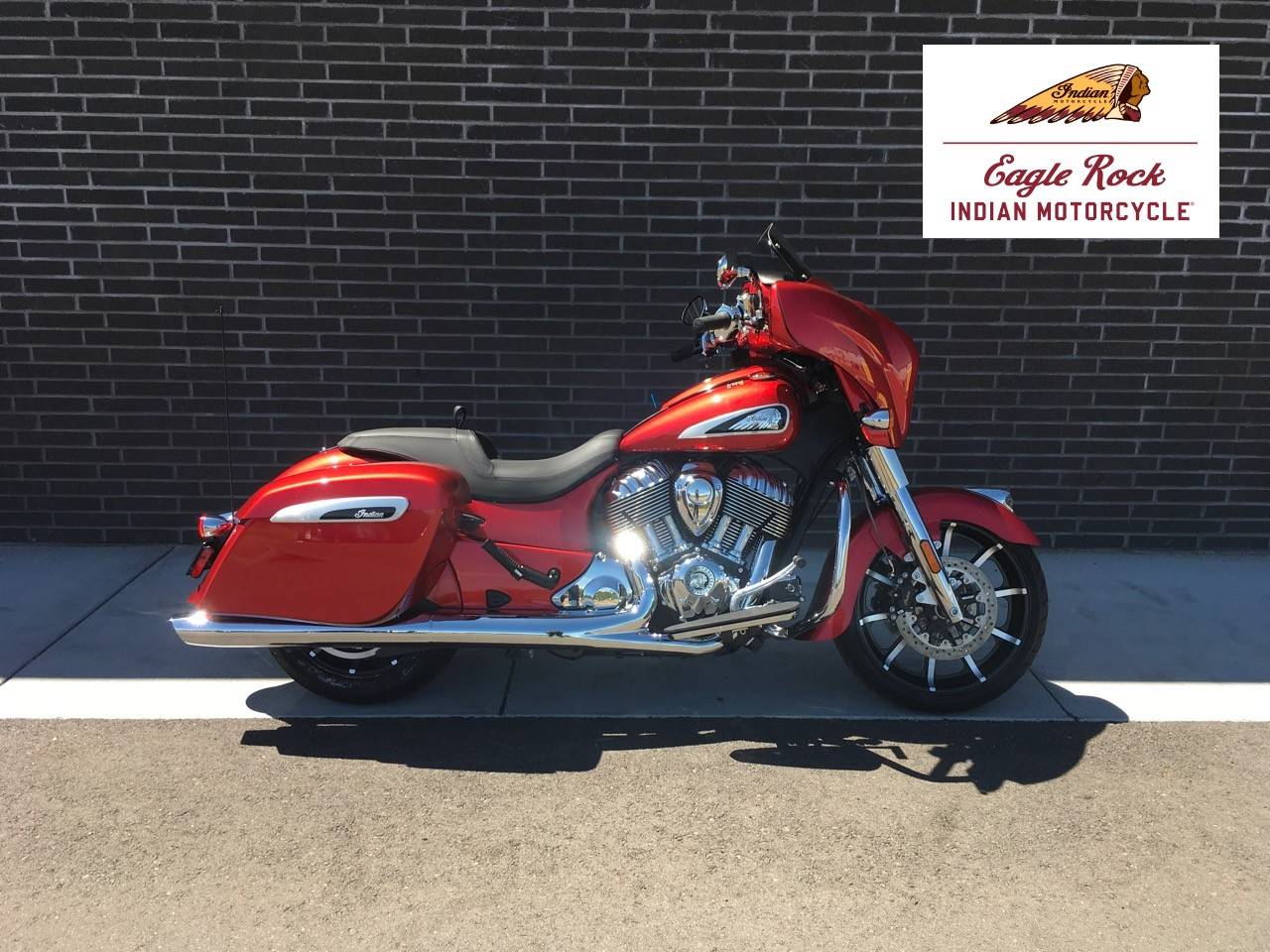 2019 Indian Chieftain® Limited ABS in Idaho Falls, Idaho - Photo 5