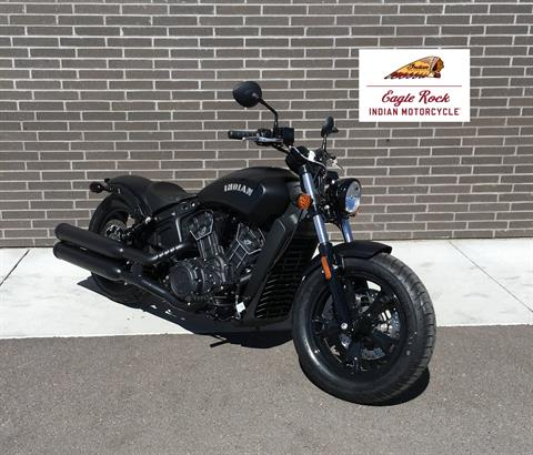 2020 Indian Scout® Bobber Sixty ABS in Idaho Falls, Idaho - Photo 6