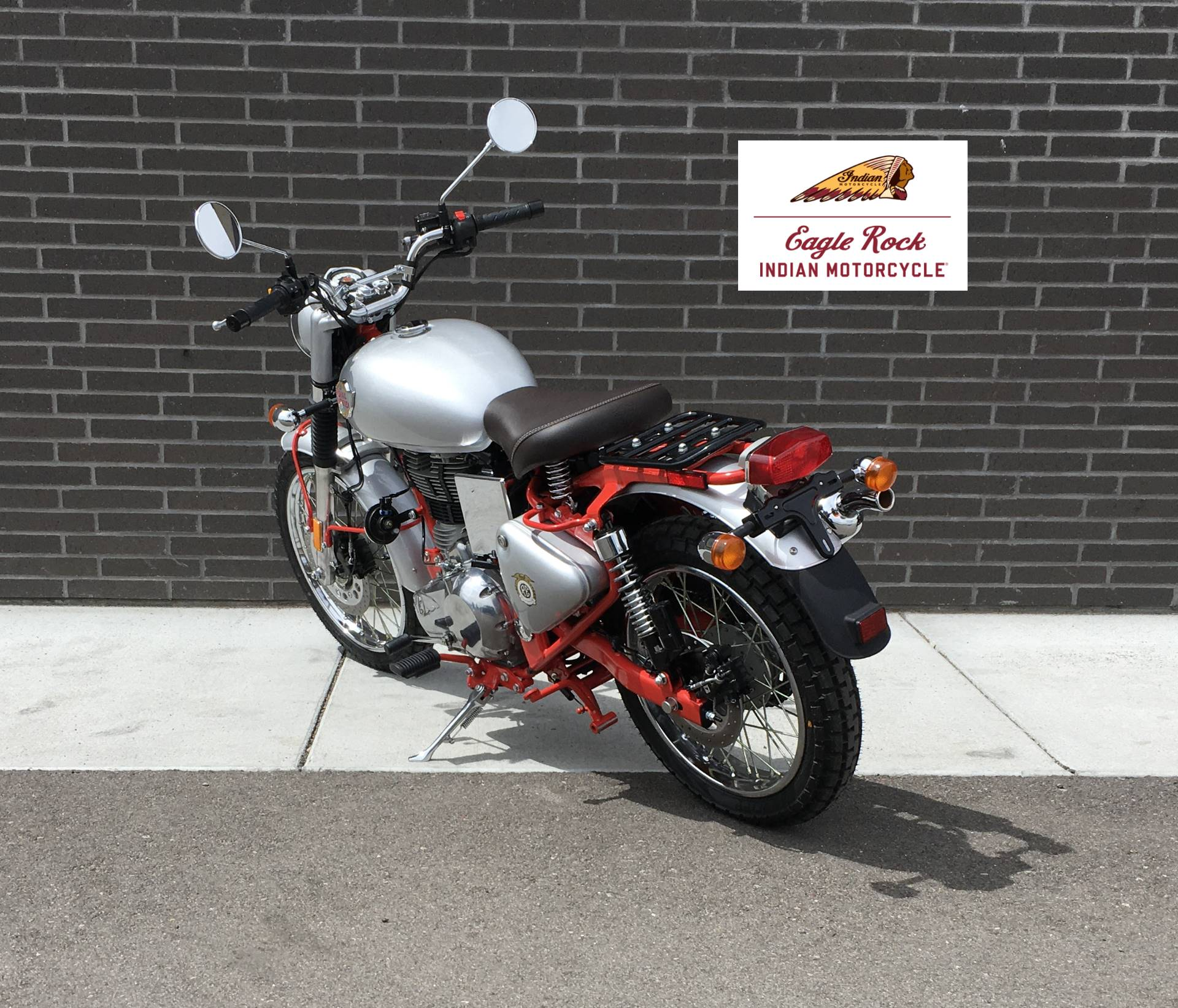 2020 Royal Enfield Bullet Trials Works Replica 500 Limited Edition in Idaho Falls, Idaho - Photo 2