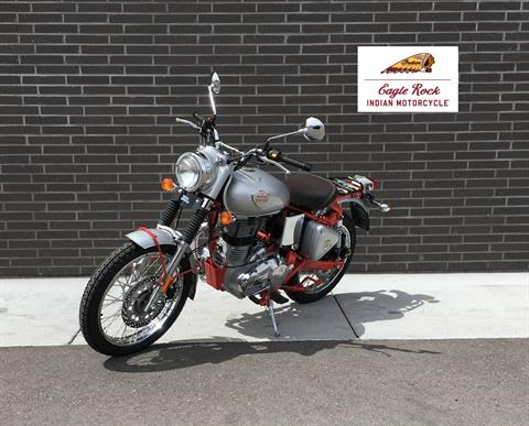 2020 Royal Enfield Bullet Trials Works Replica 500 Limited Edition in Idaho Falls, Idaho - Photo 8