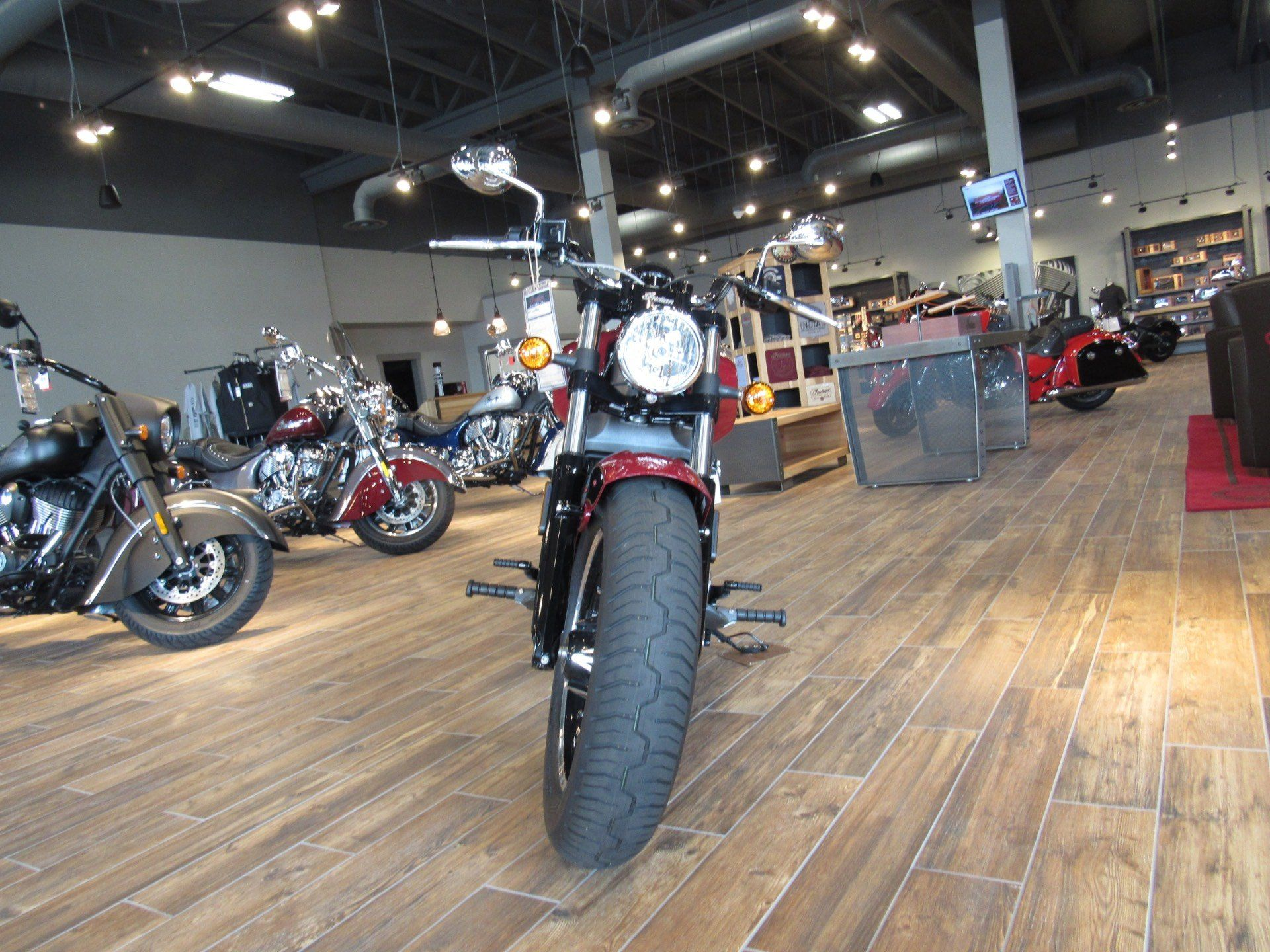2017 Indian Scout® ABS in Idaho Falls, Idaho