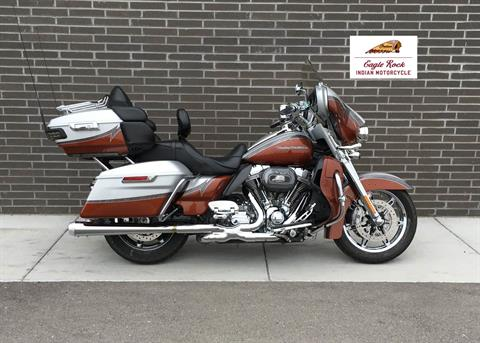 2015 Harley-Davidson CVO™ Limited in Idaho Falls, Idaho - Photo 1