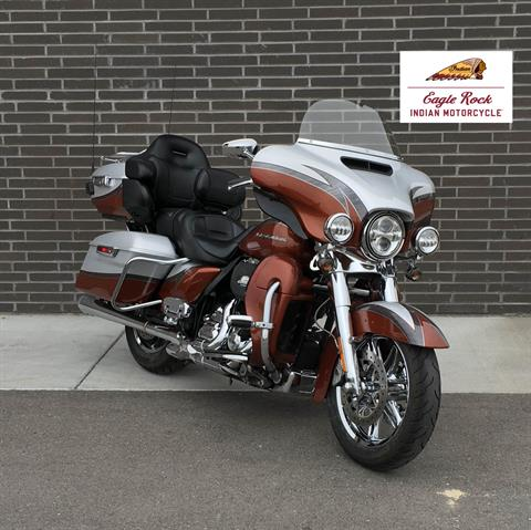 2015 Harley-Davidson CVO™ Limited in Idaho Falls, Idaho - Photo 2