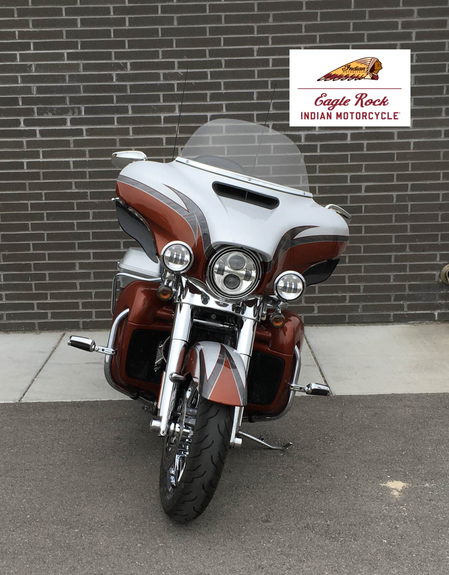 2015 Harley-Davidson CVO™ Limited in Idaho Falls, Idaho - Photo 3