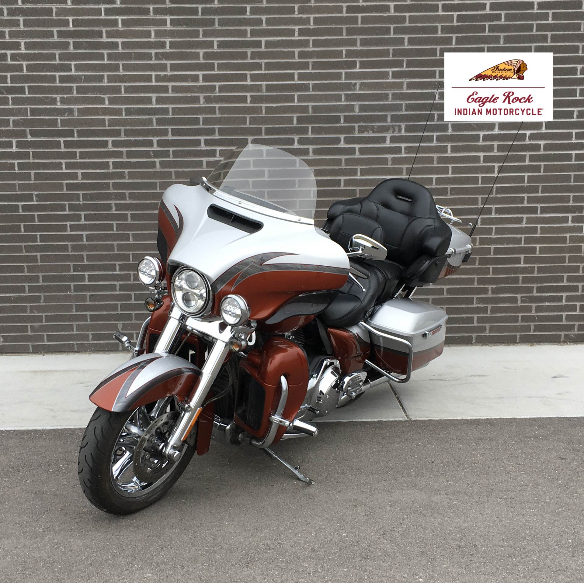 2015 Harley-Davidson CVO™ Limited in Idaho Falls, Idaho - Photo 4