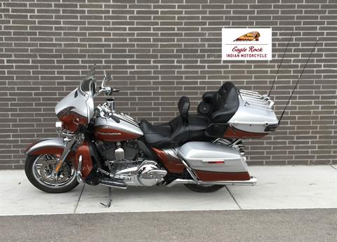 2015 Harley-Davidson CVO™ Limited in Idaho Falls, Idaho - Photo 5