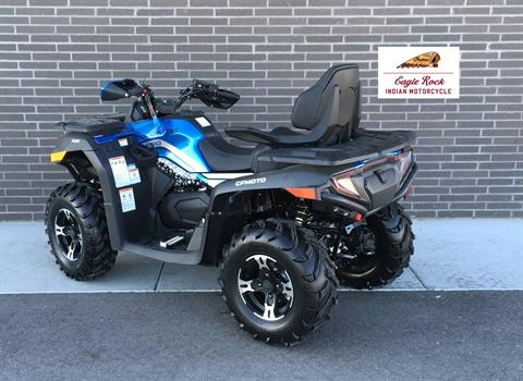 2021 CFMOTO CForce 600 Touring in Idaho Falls, Idaho - Photo 8