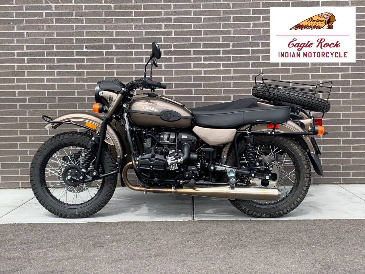 2021 Ural Motorcycles Gear Up in Idaho Falls, Idaho - Photo 1