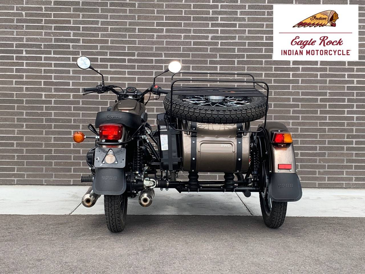 2021 Ural Motorcycles Gear Up in Idaho Falls, Idaho - Photo 4