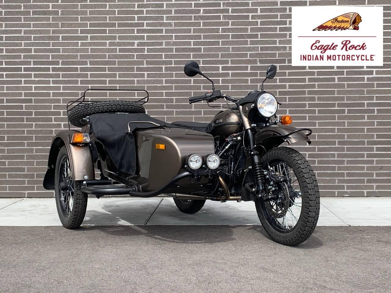 2021 Ural Motorcycles Gear Up in Idaho Falls, Idaho - Photo 7