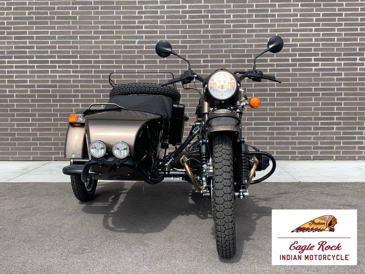 2021 Ural Motorcycles Gear Up in Idaho Falls, Idaho - Photo 8