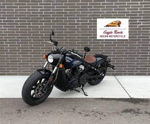 2021 Indian Scout® Bobber ABS Icon in Idaho Falls, Idaho - Photo 8