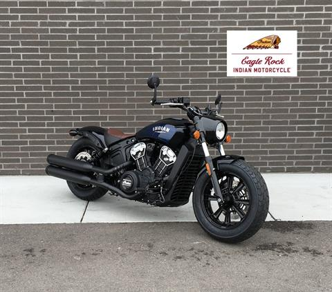2021 Indian Scout® Bobber ABS Icon in Idaho Falls, Idaho - Photo 6