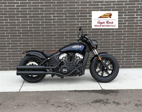 2021 Indian Scout® Bobber ABS Icon in Idaho Falls, Idaho - Photo 5