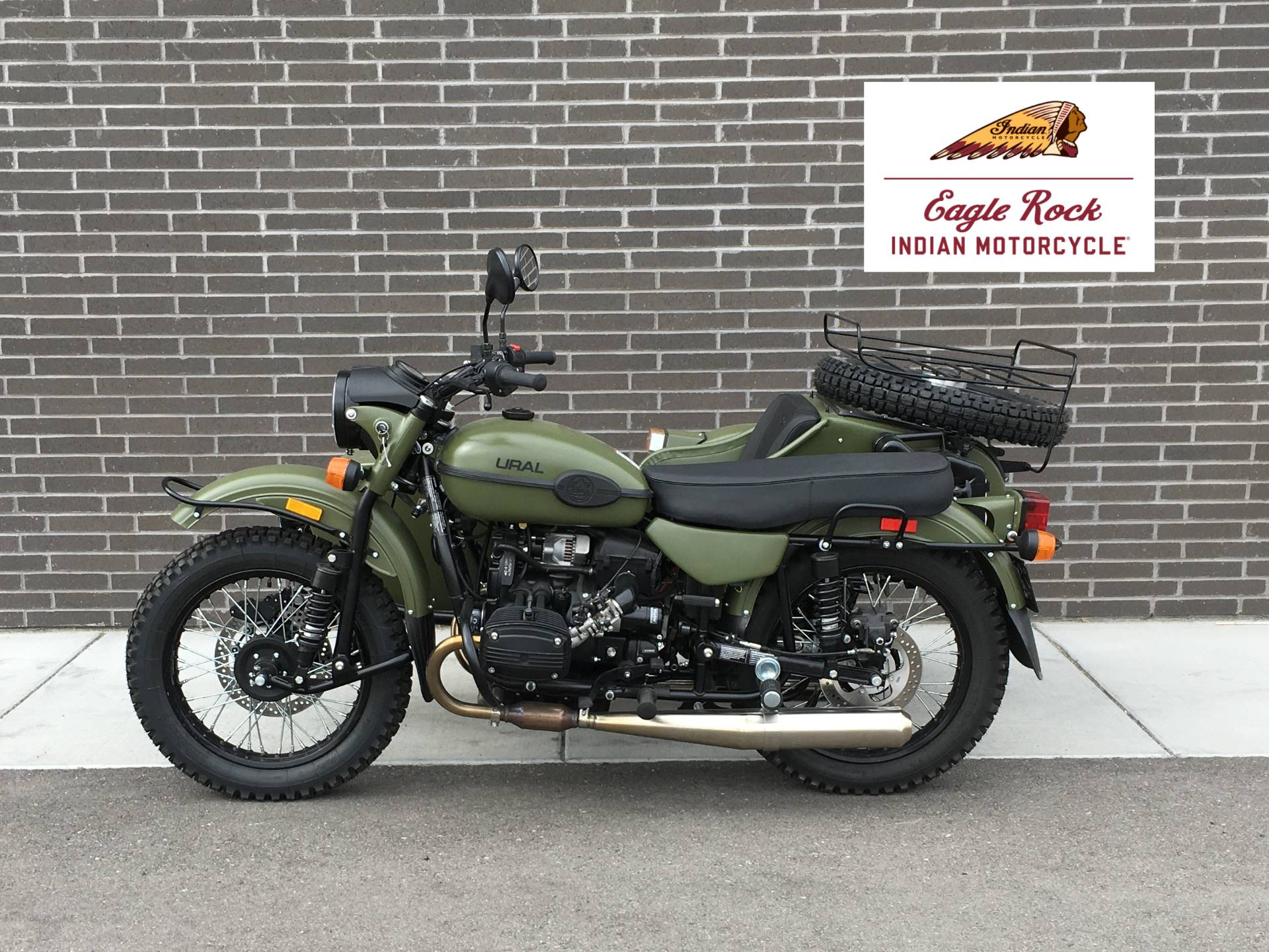 2020 Ural Motorcycles Gear Up in Idaho Falls, Idaho - Photo 1