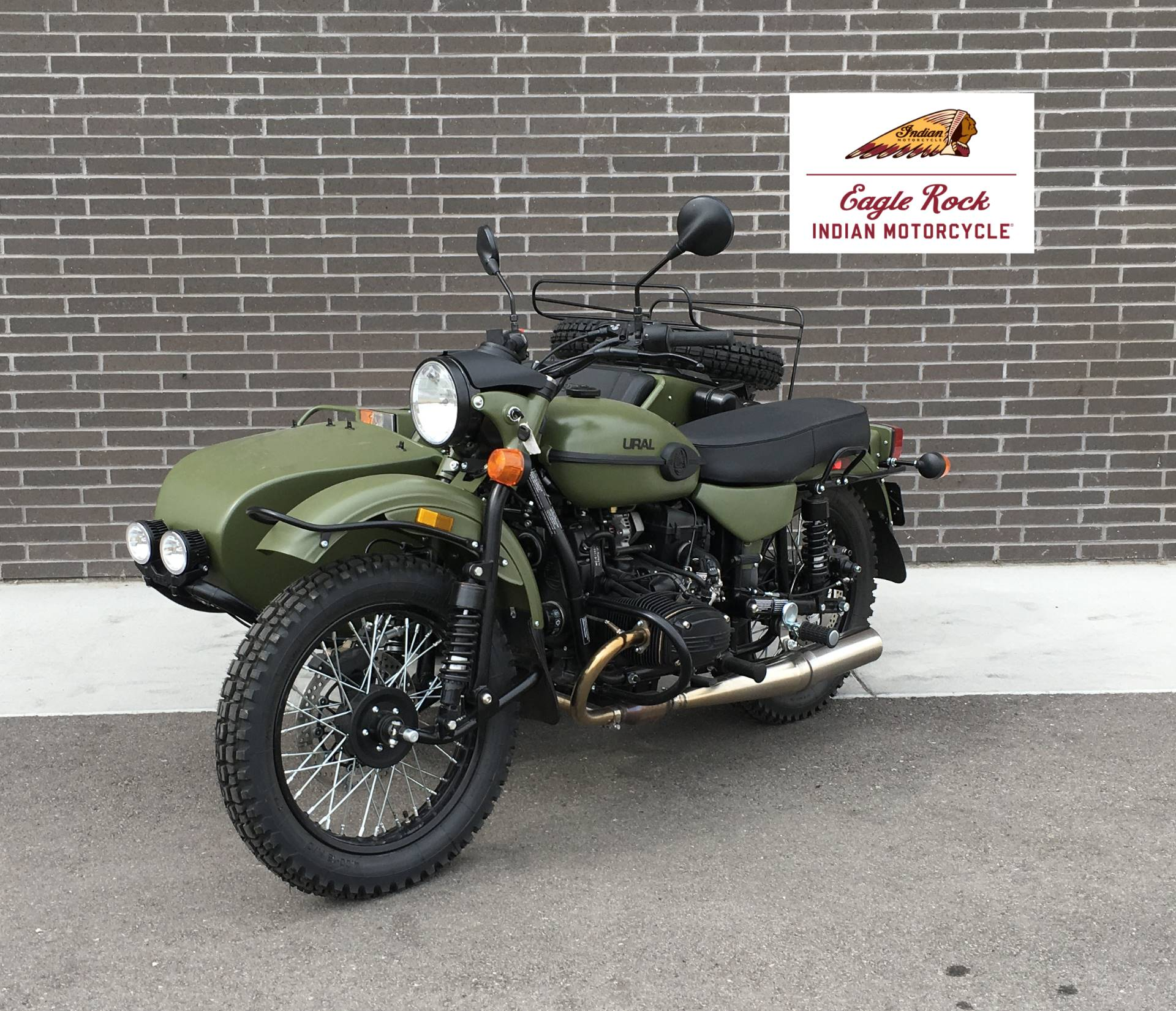 2020 Ural Motorcycles Gear Up in Idaho Falls, Idaho - Photo 8