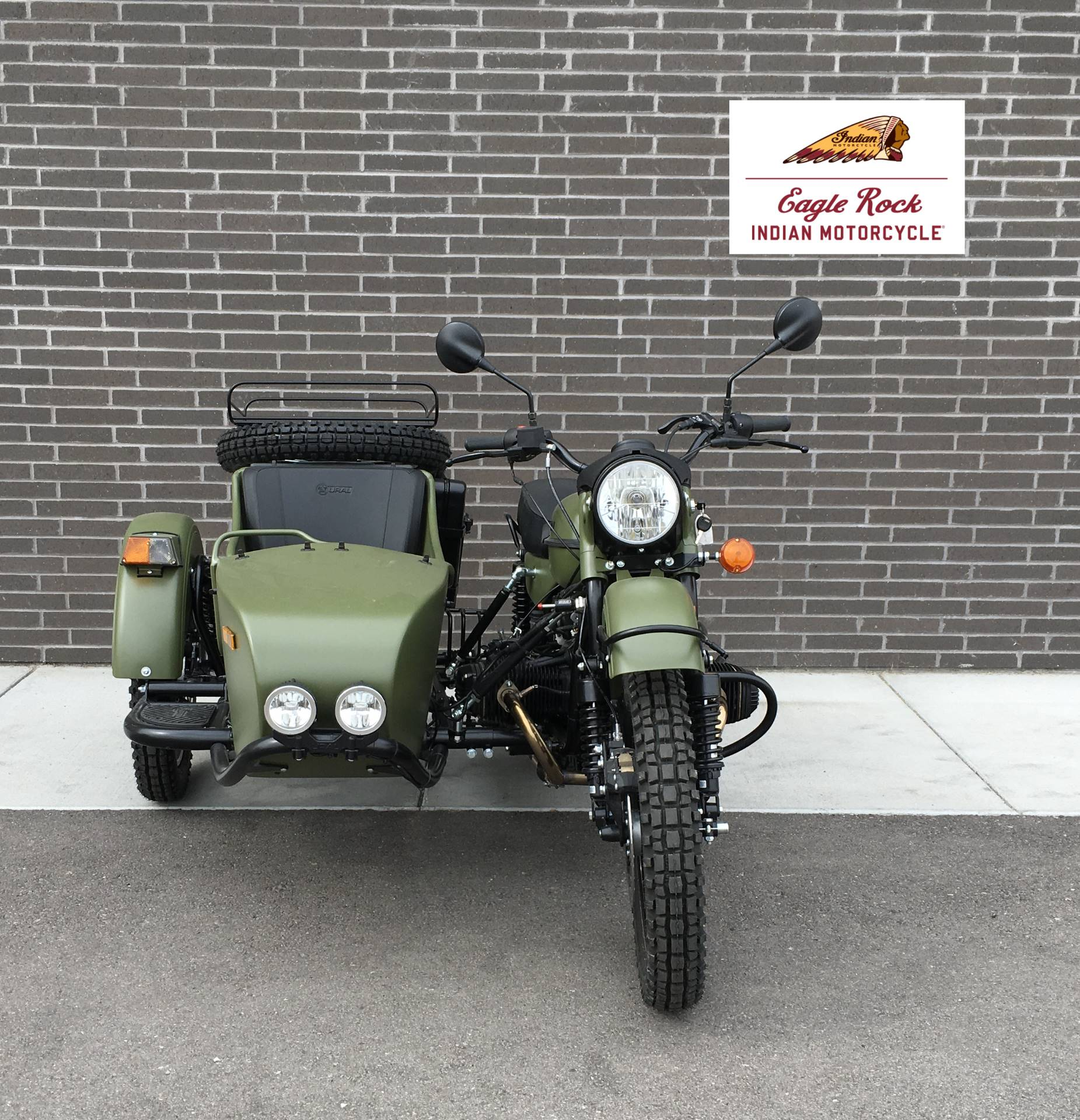 2020 Ural Motorcycles Gear Up in Idaho Falls, Idaho - Photo 7