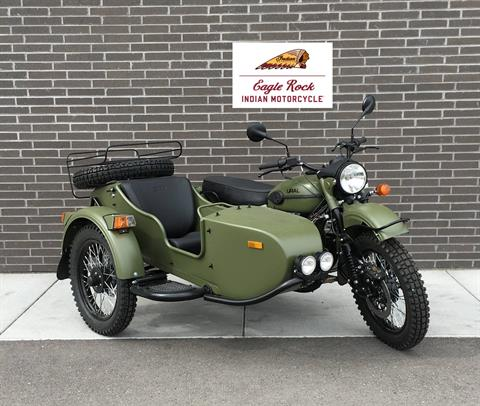 2020 Ural Motorcycles Gear Up in Idaho Falls, Idaho - Photo 6