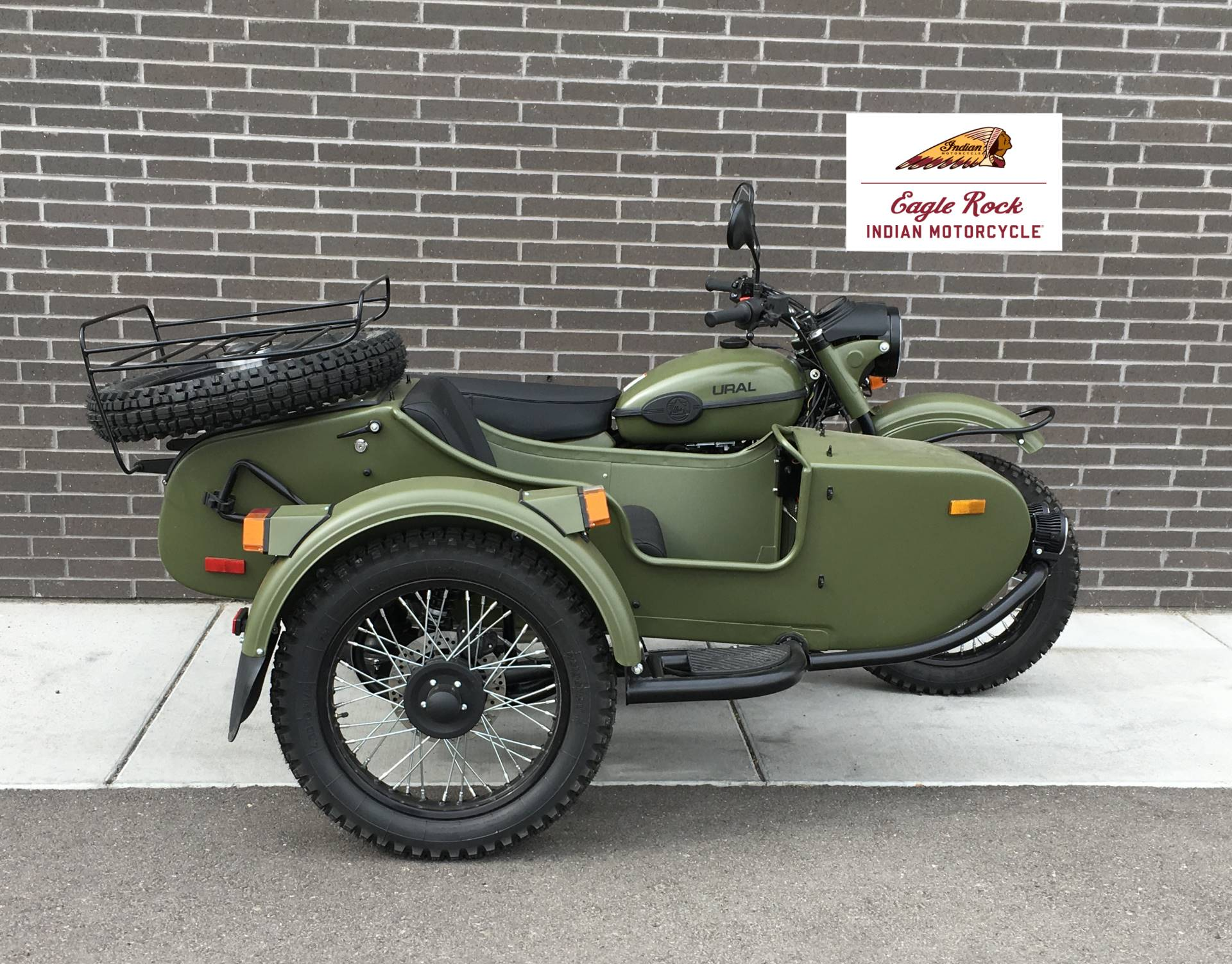 2020 Ural Motorcycles Gear Up in Idaho Falls, Idaho - Photo 5