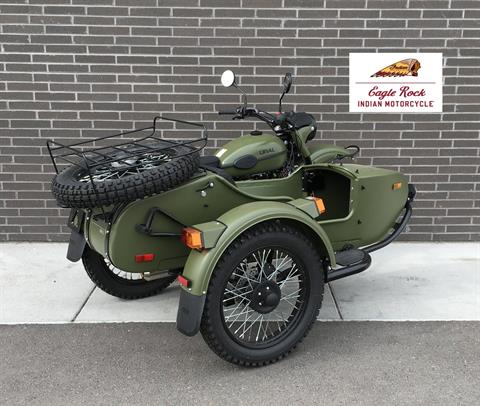 2020 Ural Motorcycles Gear Up in Idaho Falls, Idaho - Photo 4