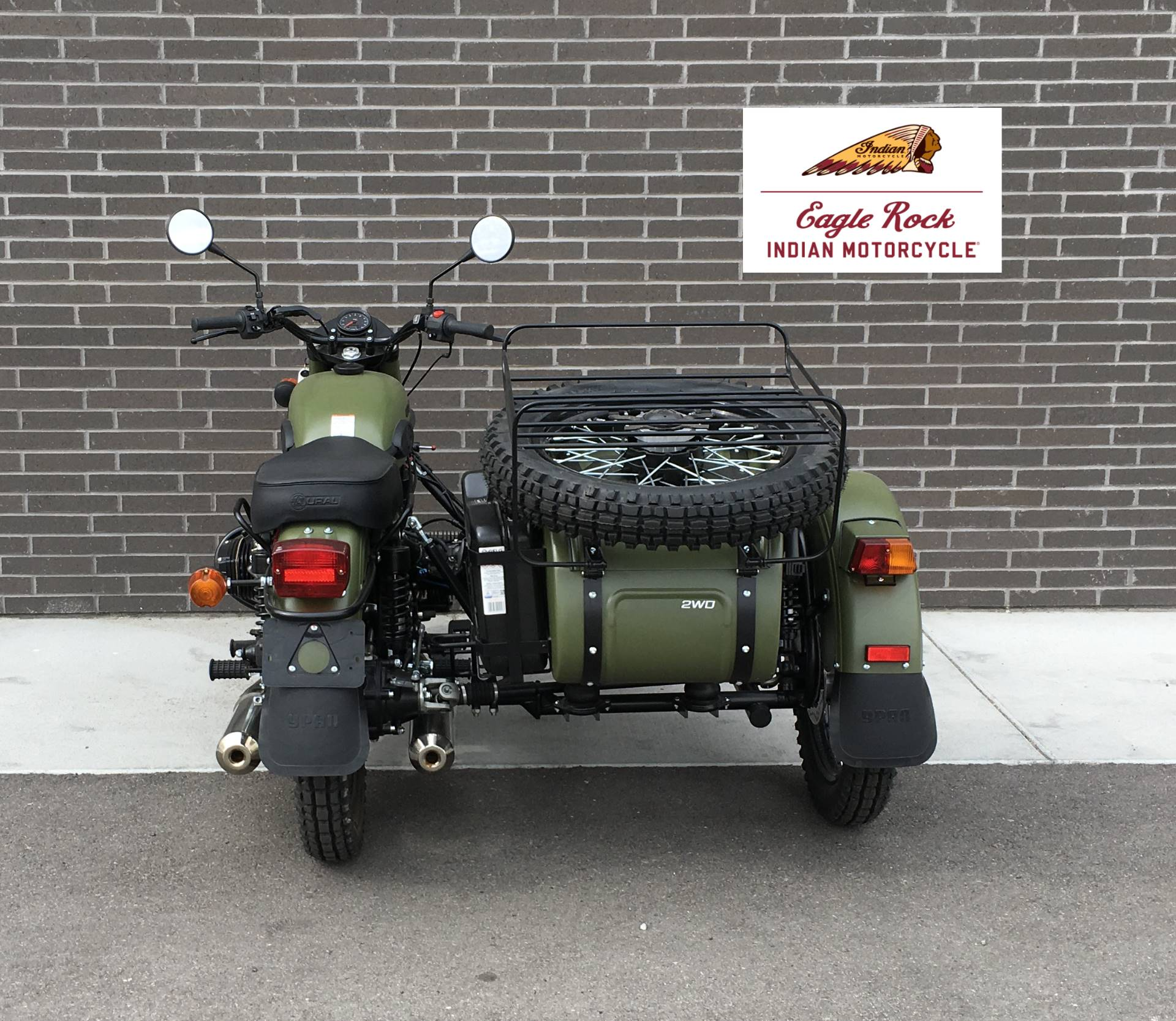 2020 Ural Motorcycles Gear Up in Idaho Falls, Idaho - Photo 3