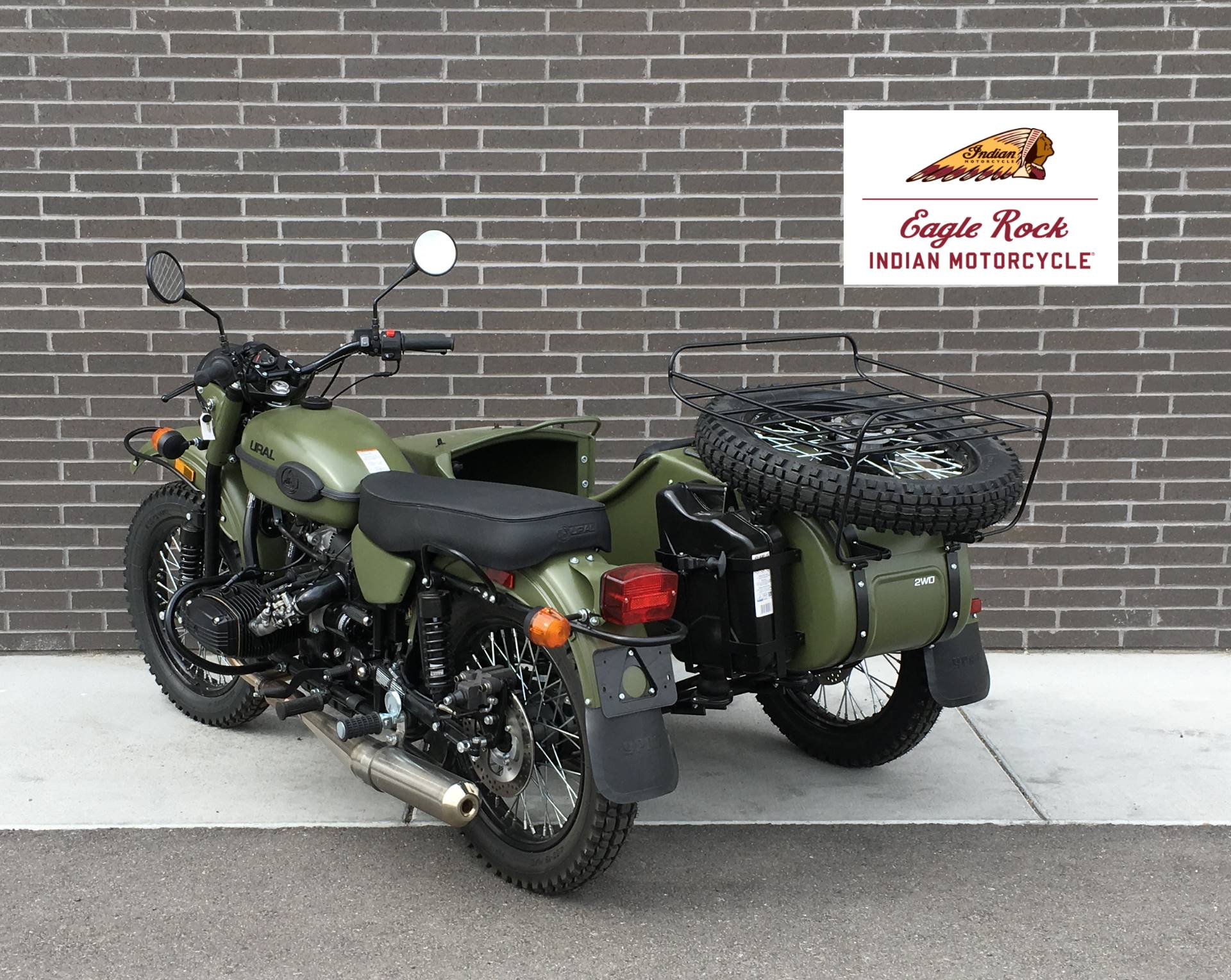 2020 Ural Motorcycles Gear Up in Idaho Falls, Idaho - Photo 2