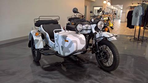 2017 Ural Motorcycles Gear Up in Idaho Falls, Idaho