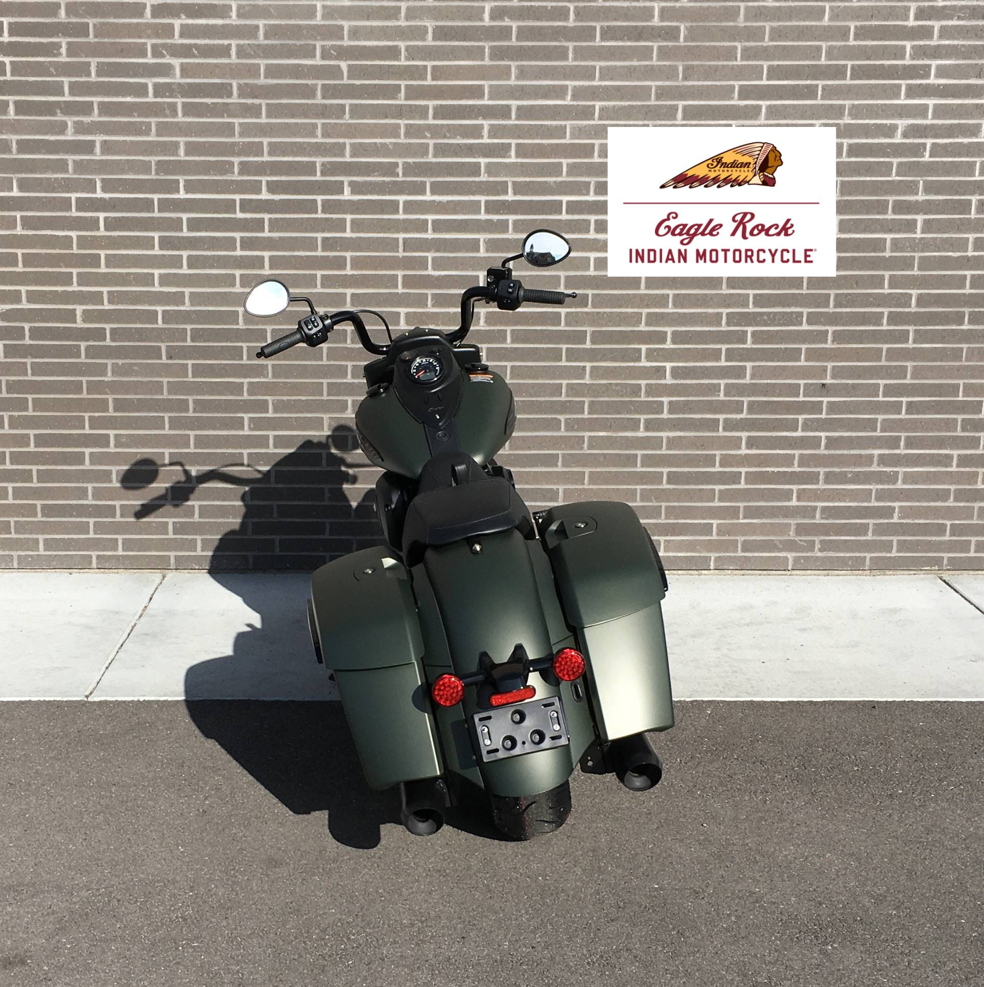 2021 Indian Springfield® Dark Horse® in Idaho Falls, Idaho - Photo 3