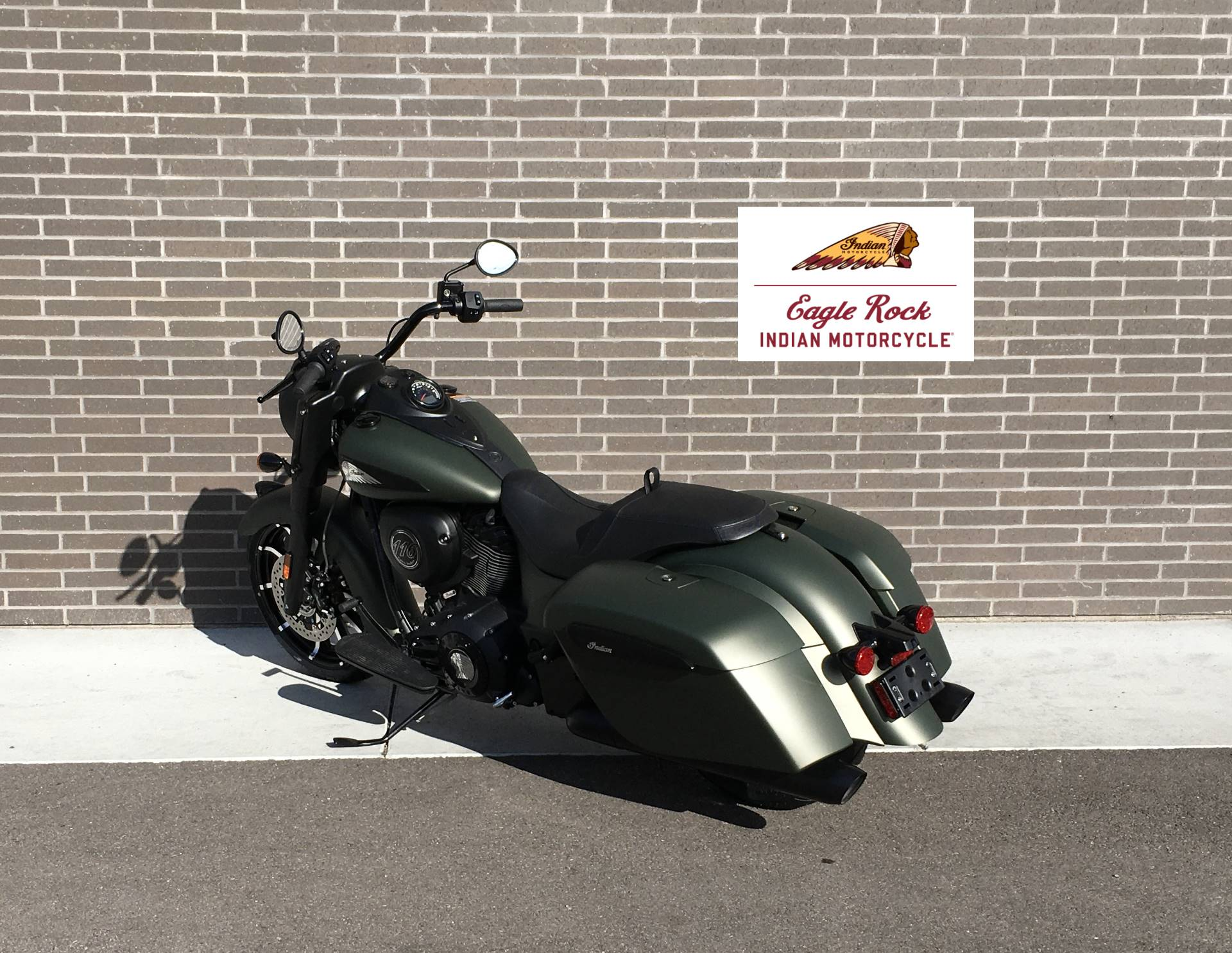 2021 Indian Springfield® Dark Horse® in Idaho Falls, Idaho - Photo 2