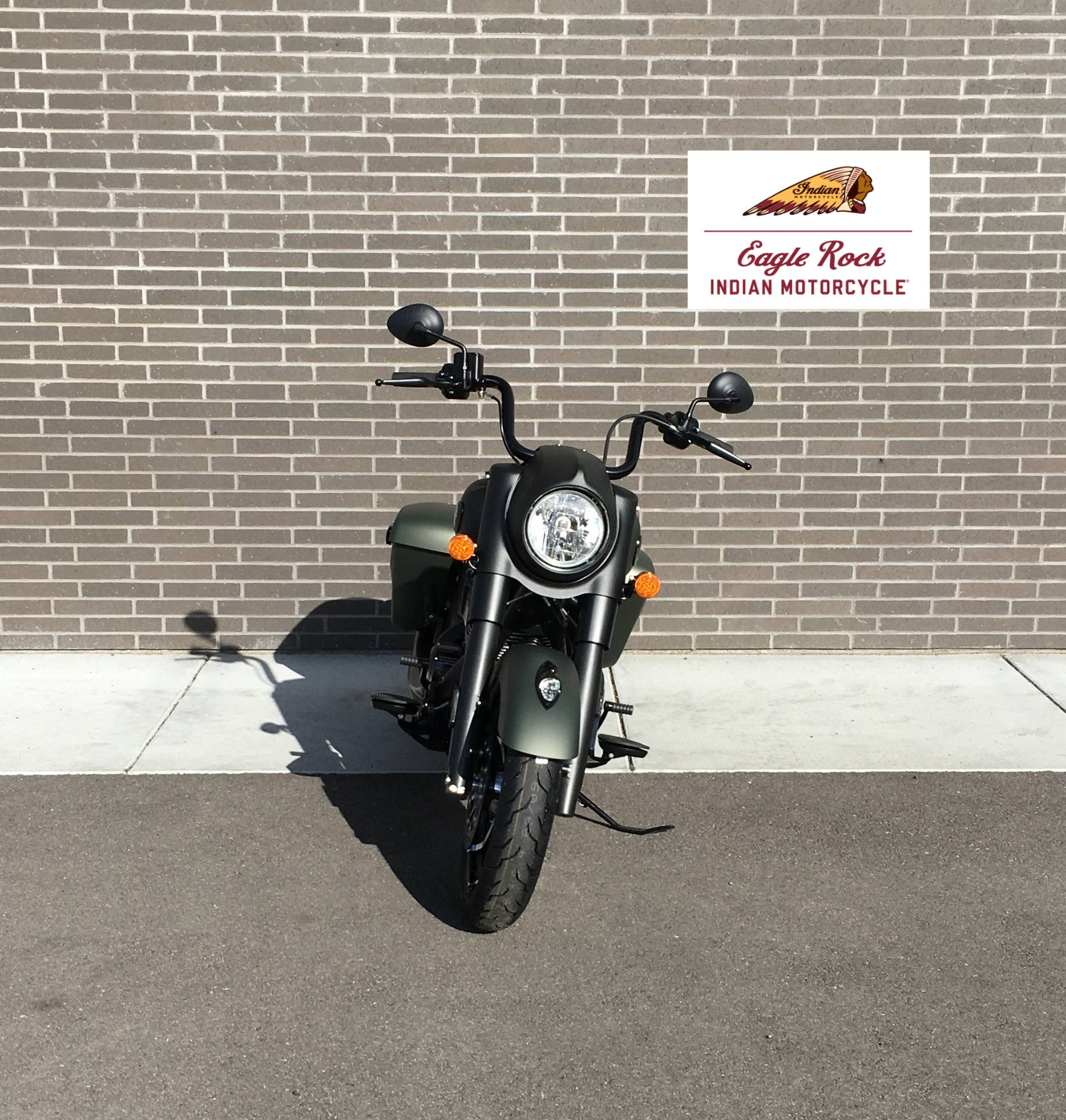 2021 Indian Springfield® Dark Horse® in Idaho Falls, Idaho - Photo 7