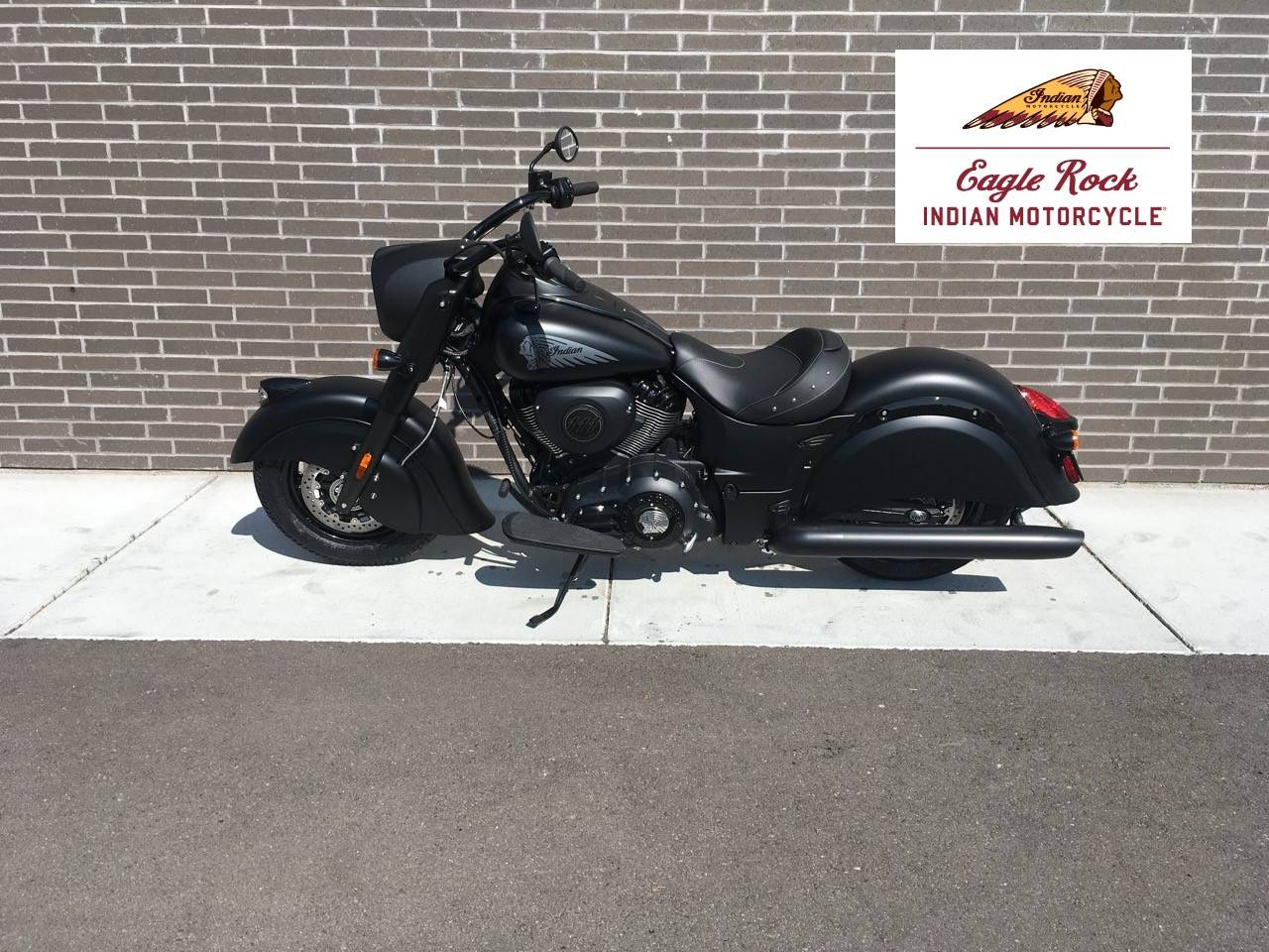 2020 Indian Chief® Dark Horse® in Idaho Falls, Idaho - Photo 1