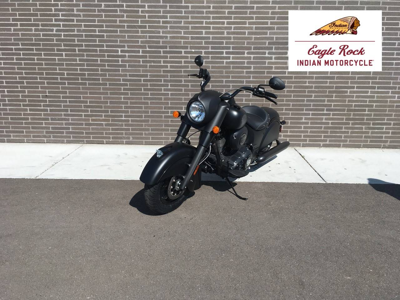 2020 Indian Chief® Dark Horse® in Idaho Falls, Idaho - Photo 8