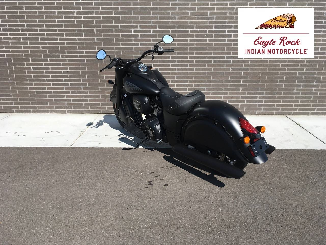 2020 Indian Chief® Dark Horse® in Idaho Falls, Idaho - Photo 2