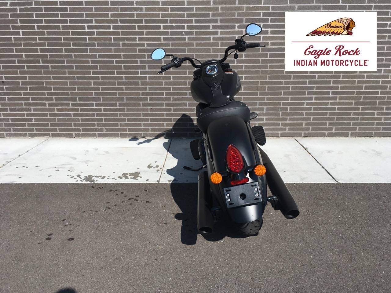 2020 Indian Chief® Dark Horse® in Idaho Falls, Idaho - Photo 3