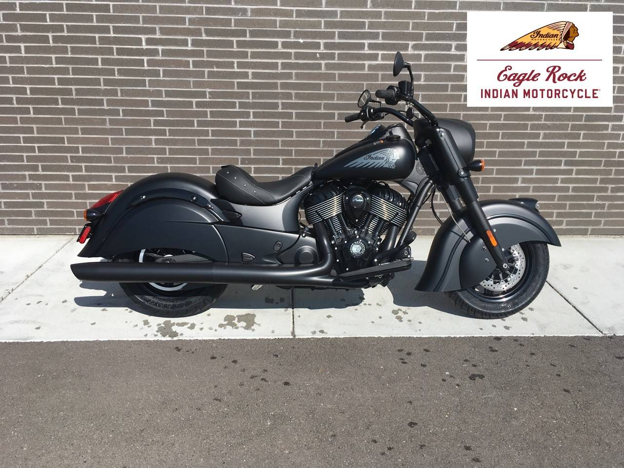 2020 Indian Chief® Dark Horse® in Idaho Falls, Idaho - Photo 5