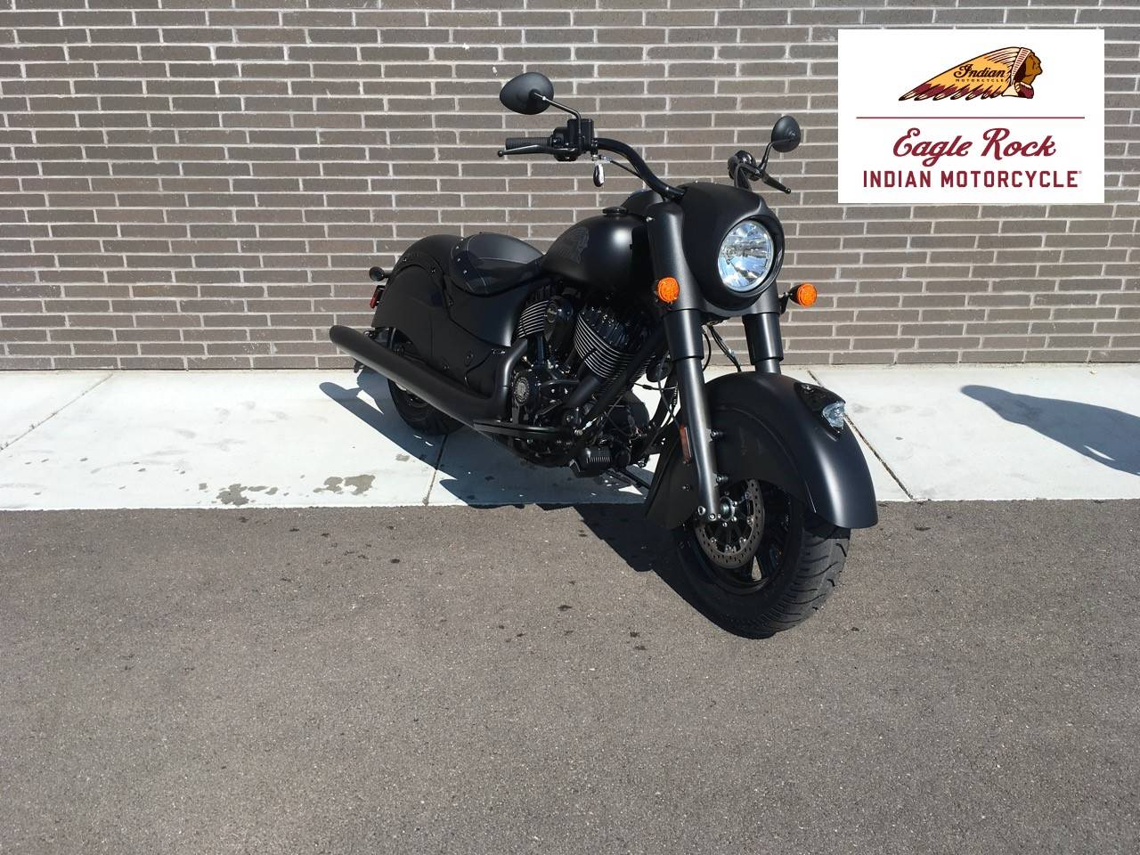 2020 Indian Chief® Dark Horse® in Idaho Falls, Idaho - Photo 6
