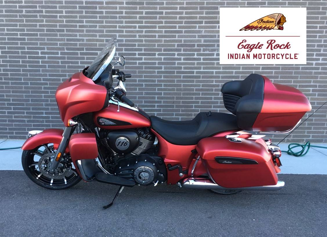 2020 Indian Roadmaster® Dark Horse® in Idaho Falls, Idaho - Photo 1