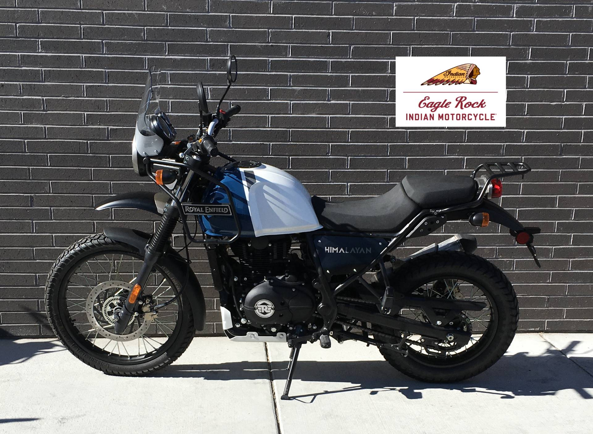 2021 Royal Enfield Himalayan 411 EFI ABS in Idaho Falls, Idaho - Photo 1