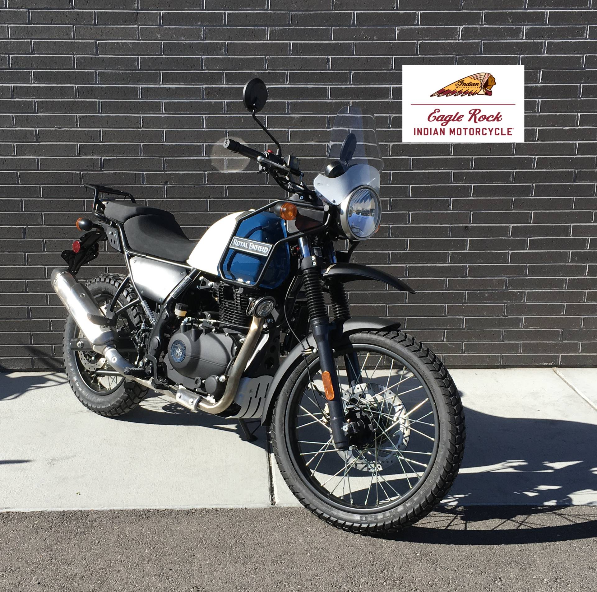 2021 Royal Enfield Himalayan 411 EFI ABS in Idaho Falls, Idaho - Photo 6