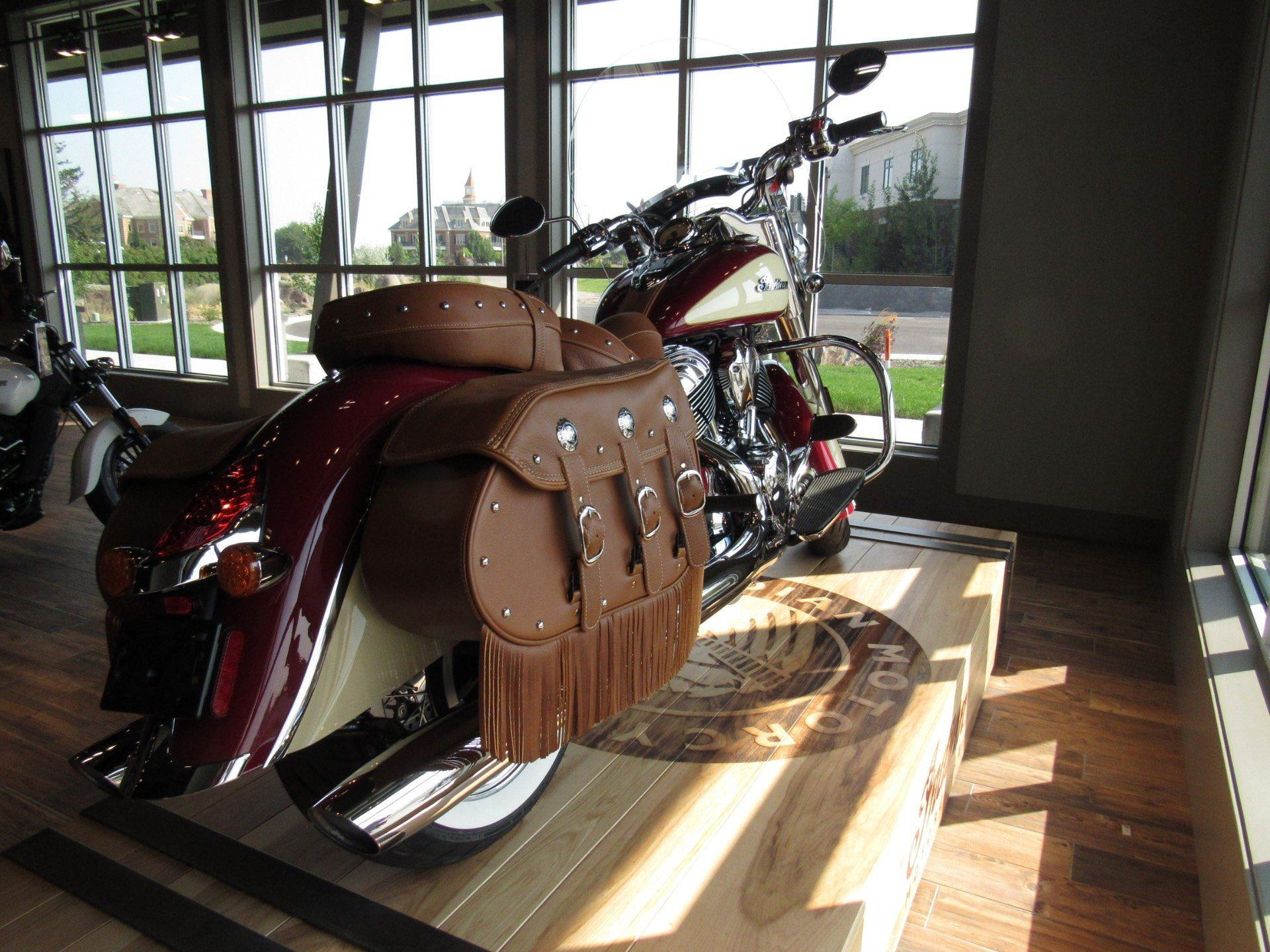 2017 Indian Chief® Vintage in Idaho Falls, Idaho