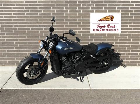 2021 Indian Scout® Bobber Sixty ABS in Idaho Falls, Idaho - Photo 8