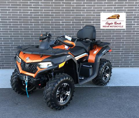 2021 CFMOTO CForce 600 Touring in Idaho Falls, Idaho - Photo 2