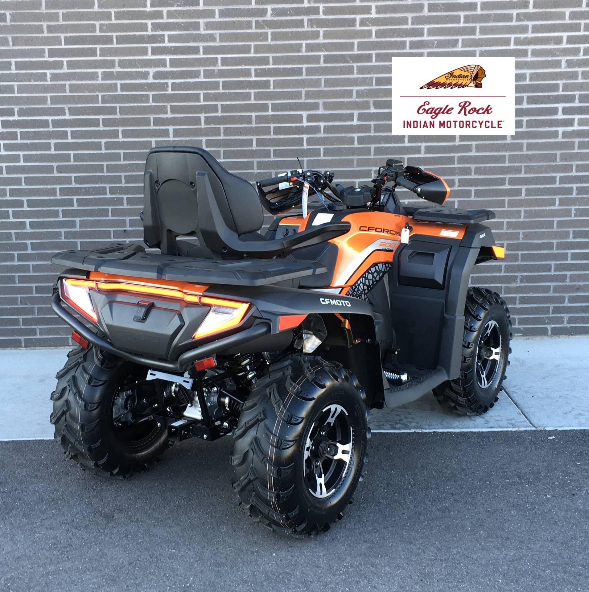 2021 CFMOTO CForce 600 Touring in Idaho Falls, Idaho - Photo 6
