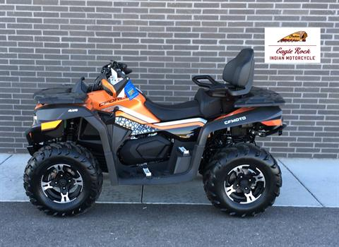 2021 CFMOTO CForce 600 Touring in Idaho Falls, Idaho - Photo 1