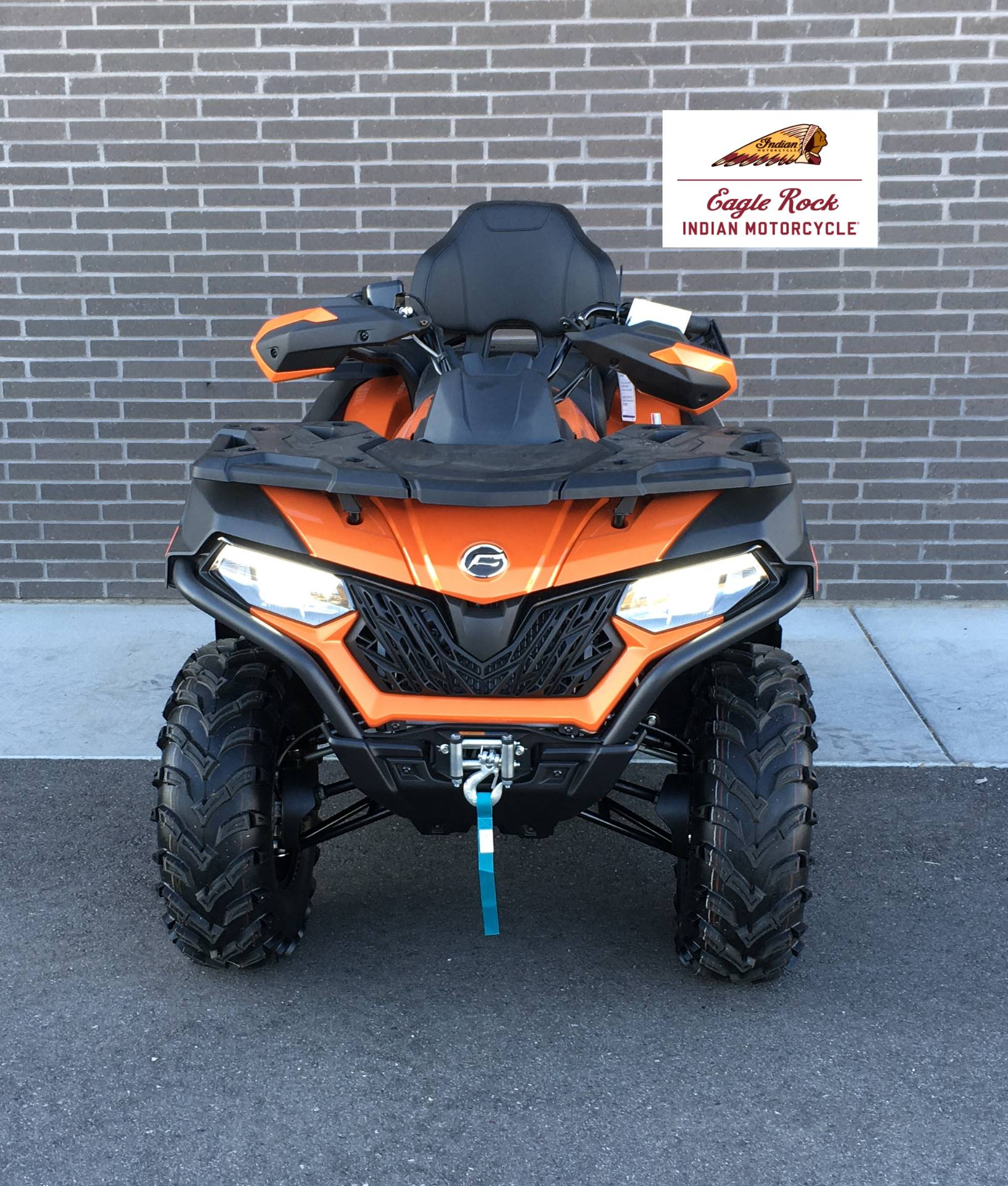2021 CFMOTO CForce 600 Touring in Idaho Falls, Idaho - Photo 3