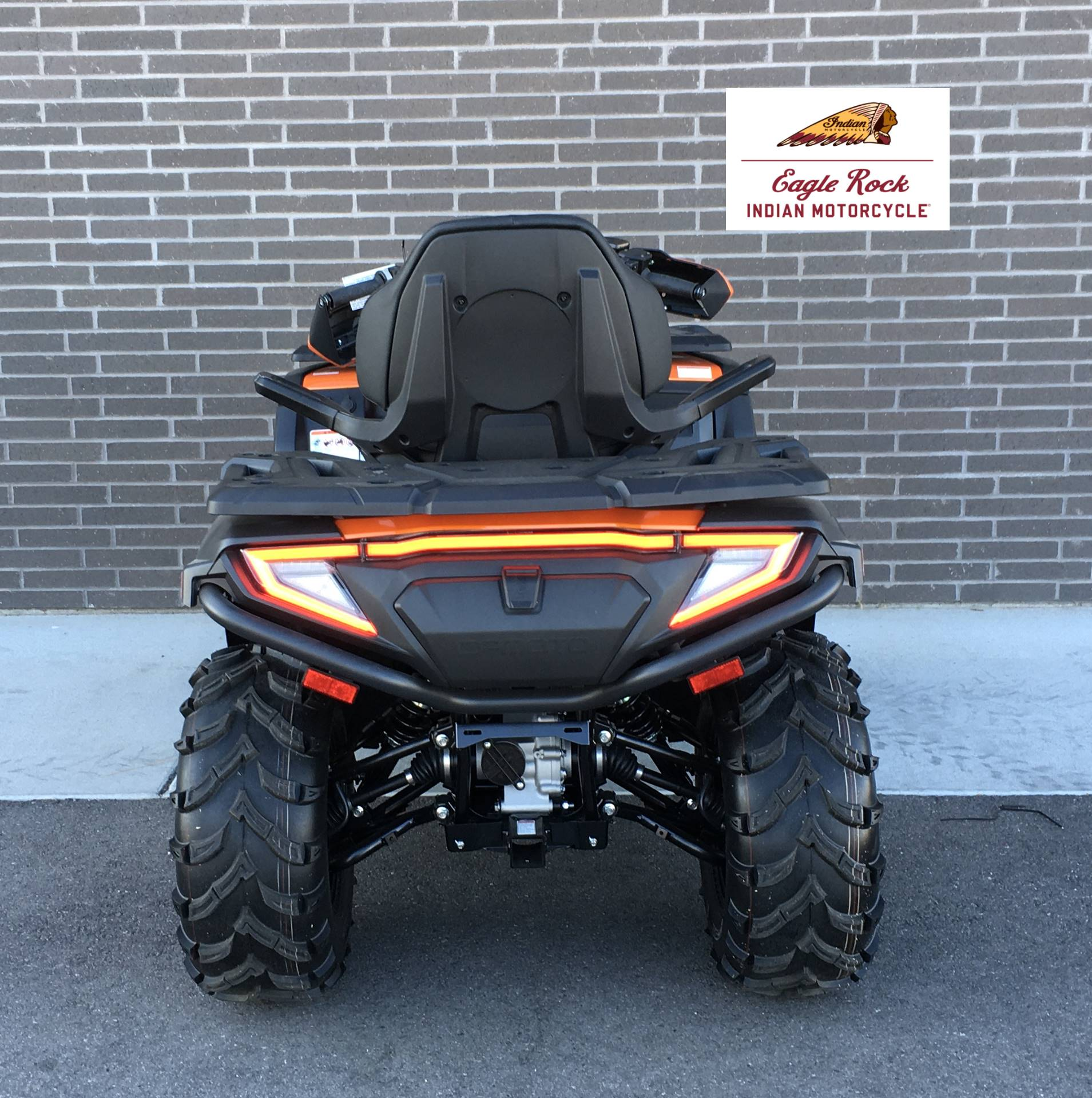 2021 CFMOTO CForce 600 Touring in Idaho Falls, Idaho - Photo 7