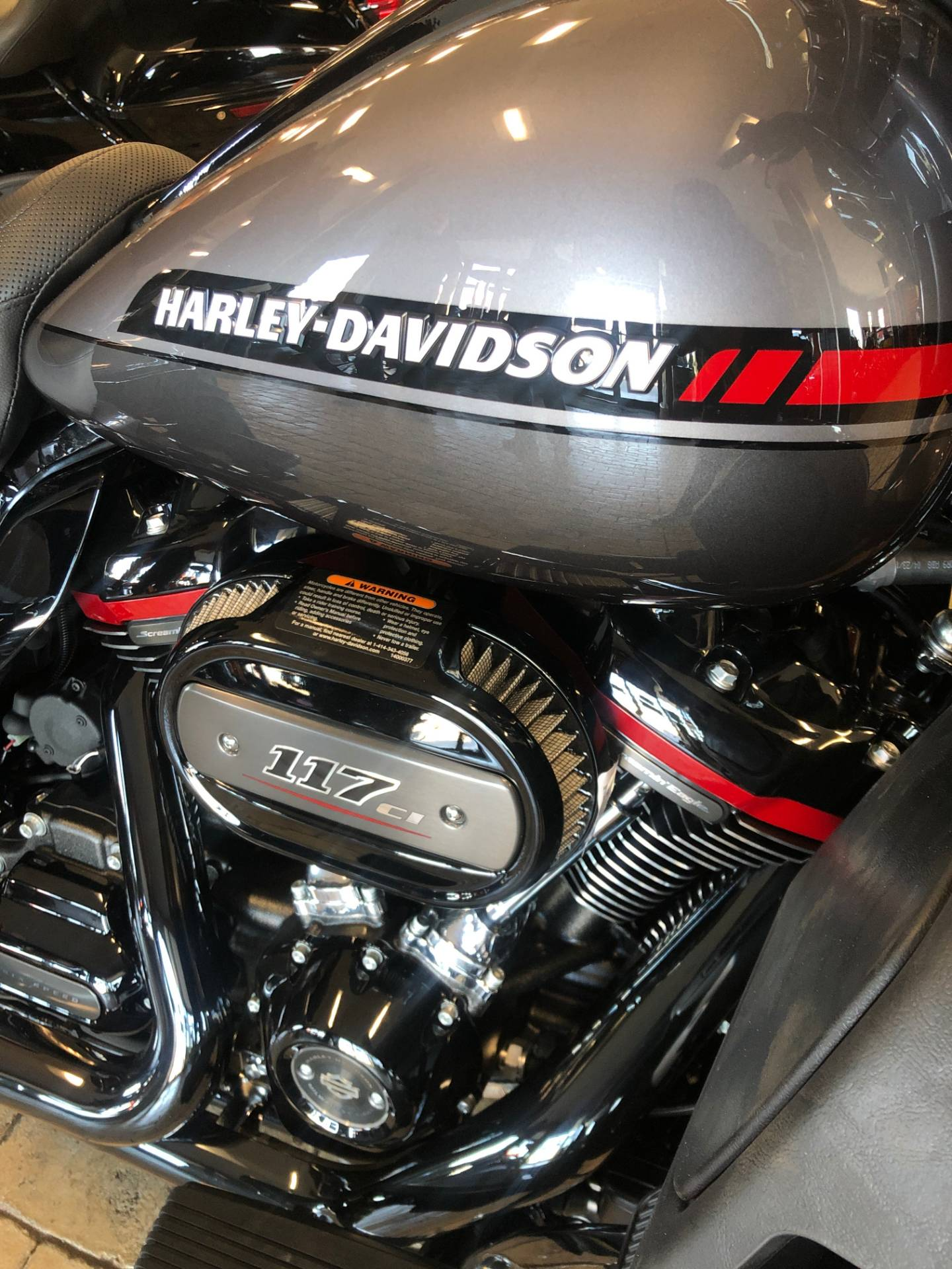 2020 Harley-Davidson CVO™ Limited in Marion, Illinois - Photo 4