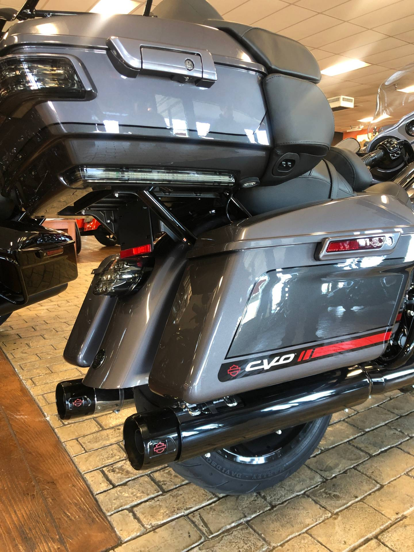 2020 Harley-Davidson CVO™ Limited in Marion, Illinois - Photo 5