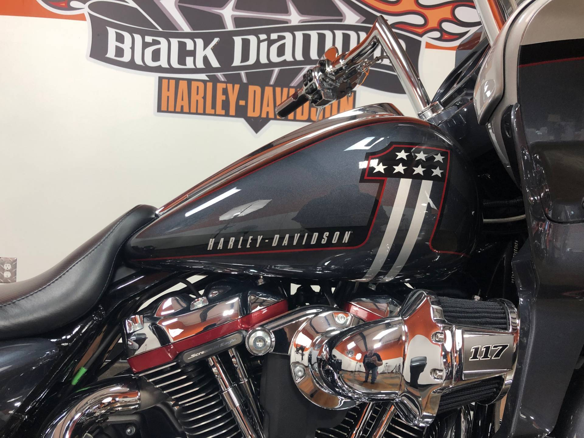 2019 Harley-Davidson CVO™ Road Glide® in Marion, Illinois - Photo 13