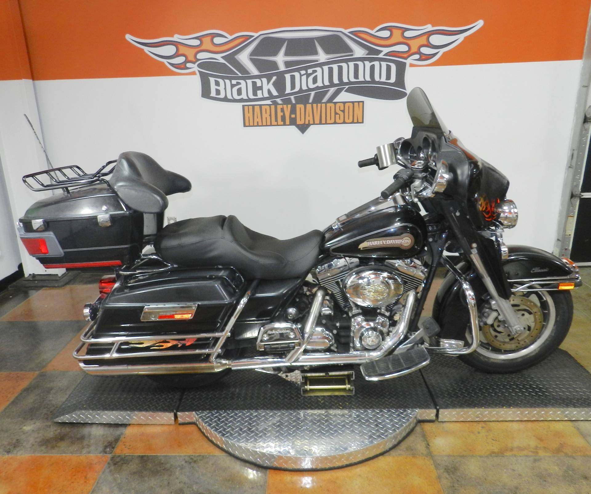 2007 Harley-Davidson Electra Glide® Classic in Marion, Illinois - Photo 1